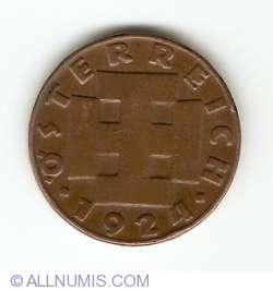 Image #2 of 200 Kronen 1924