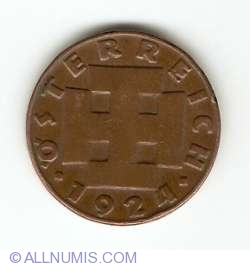 Imaginea #2 a 200 Kronen 1924