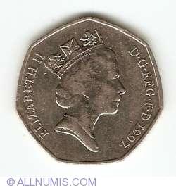 50 Pence 1997