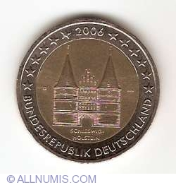 Image #2 of 2 Euro 2006 D - Schleswig-Holstein