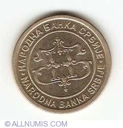 Imaginea #2 a 5 Dinari 2003