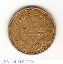 Image #1 of 10 Piastres 1968