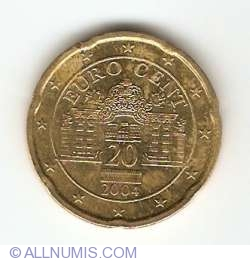 Image #2 of 20 Euro Cent 2004