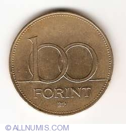 Imaginea #1 a 100 Forint 1994