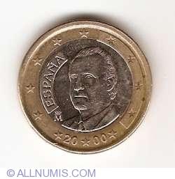 Image #2 of 1 Euro 2000