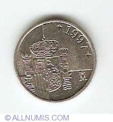 Image #2 of 1 Peseta 1997