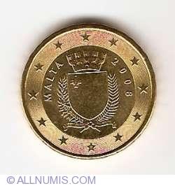 Imaginea #2 a 10 Euro Centi 2008