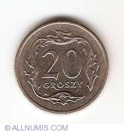 Imaginea #1 a 20 Groszy 1996