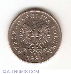 Image #2 of 20 Groszy 1996