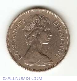 10 New Pence 1976