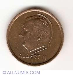 Image #2 of 20 Francs 1994 (Belgique)