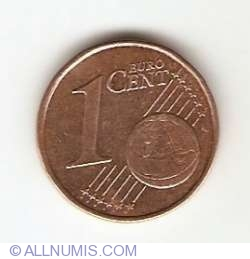 Image #1 of 1 Euro Cent 2002 D