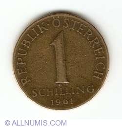 Image #1 of 1 Schilling 1961