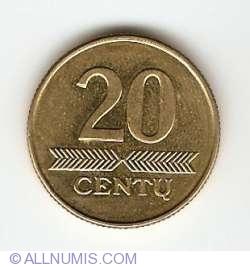 Image #1 of 20 Centų 2008