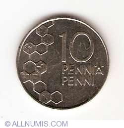 Image #1 of 10 Pennia 1991