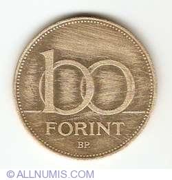 Imaginea #1 a 100 Forint 1993