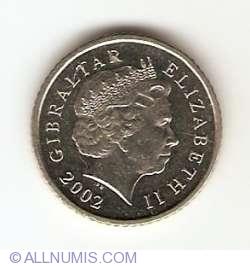 Imaginea #2 a 5 Pence 2002