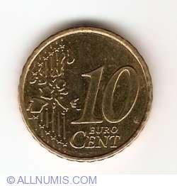 Imaginea #1 a 10 Euro Centi 2006