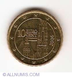 Imaginea #2 a 10 Euro Centi 2006