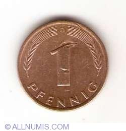 Image #1 of 1 Pfennig 1978 D