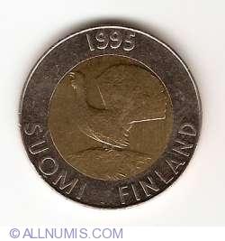 10 Markkaa 1995