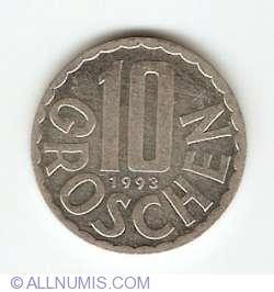Image #1 of 10 Groschen 1993