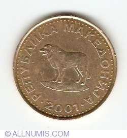 Image #2 of 1 Denar 2001