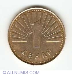 1 Denar 2001