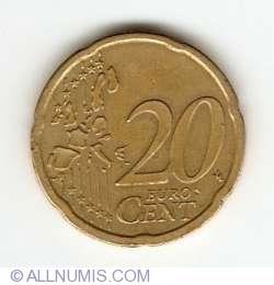 Imaginea #1 a 20 Euro Centi 2003