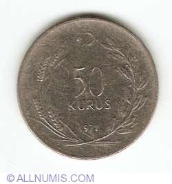Image #1 of 50 Kurus 1971