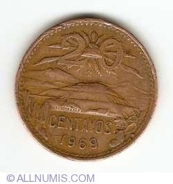 Imaginea #1 a 20 Centavos 1969