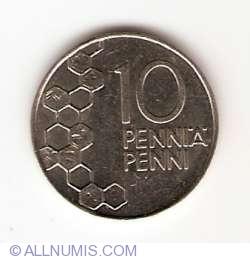Image #1 of 10 Pennia 1992