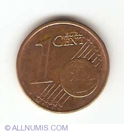 Image #1 of 1 Euro Cent 2007