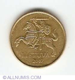 10 Centų 2007