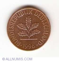 1 Pfennig 1996 D