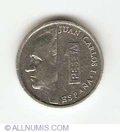 Image #1 of 1 Peseta 2000
