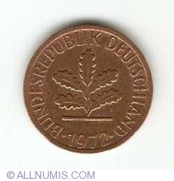 Image #2 of 1 Pfennig 1972 G