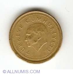 Image #2 of 5000 Lira 1996