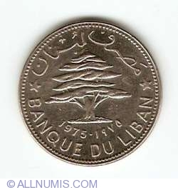 Image #2 of 50 Piastres 1975