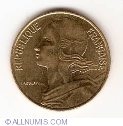 Image #2 of 20 Centimes 2000