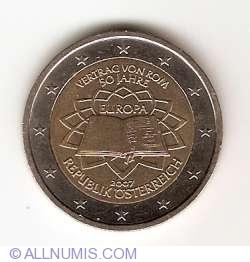 2 Euro 2007 - 50th anniversary of the Treaty of Rome