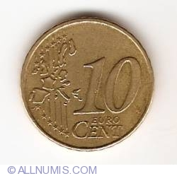 Image #1 of 10 Euro Cent 2004