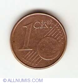 Image #1 of 1 Euro Cent 2002 G