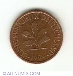 1 Pfennig 1994 A