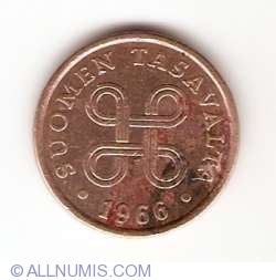Image #2 of 5 Pennia 1966