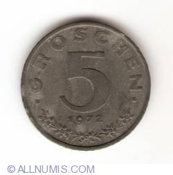 Image #1 of 5 Groschen 1972