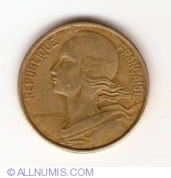 Image #2 of 10 Centimes 1965
