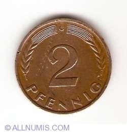 Image #1 of 2 Pfennig 1961 G