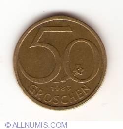 Image #1 of 50 Groschen 1983