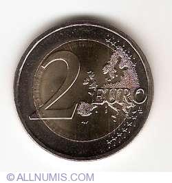 Imaginea #1 a 2 Euro 2009 - Cea de-a 20-a aniversare a datei de 17 noiembrie 1989 (Ziua luptei pentru libertate şi democraţie)